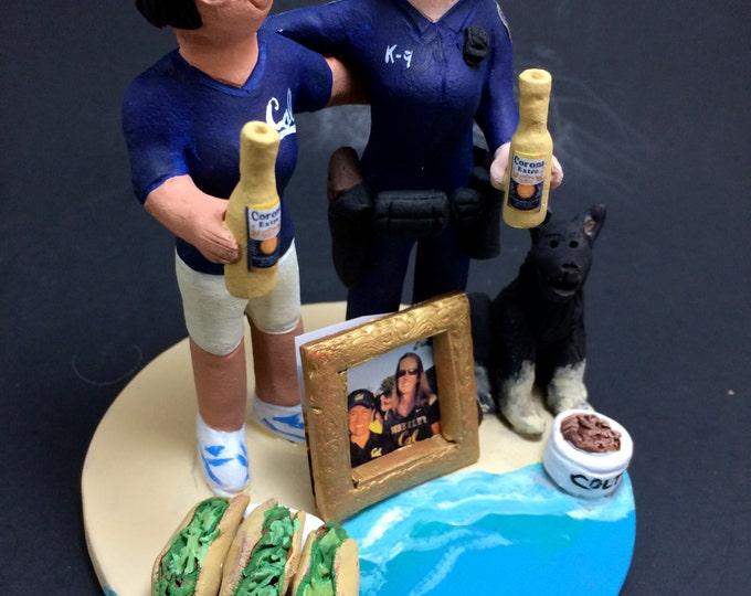 Lesbian's Wedding Caketopper, Wedding CakeTopper for 2 Women, Wedding CakeTopper for Gay Women, lesbian marriage figurine,lesbian caketopper