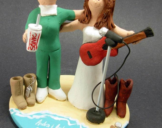 Custom Made Lesbian's Wedding Caketopper, Gay Women's Wedding Cake Topper, Wedding Cake Topper for Two Women, lesbian marriage figurine