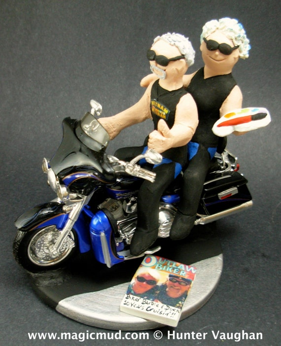 harley davidson wedding cake toppers canada groom and on harley davidson wedding cake topper 15078