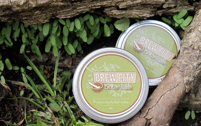 Poison Ivy Relief Salve image 0