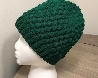 Hunter Green Winter Hat 94d0b07b912