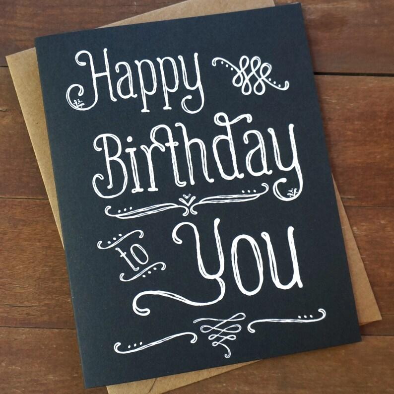Cute birthday Card Happy Birthday Card for Best Friend Pretty image 0