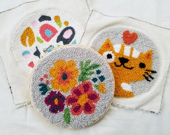 Next Project - Pattern and Yarn for 8 x 8 hoop