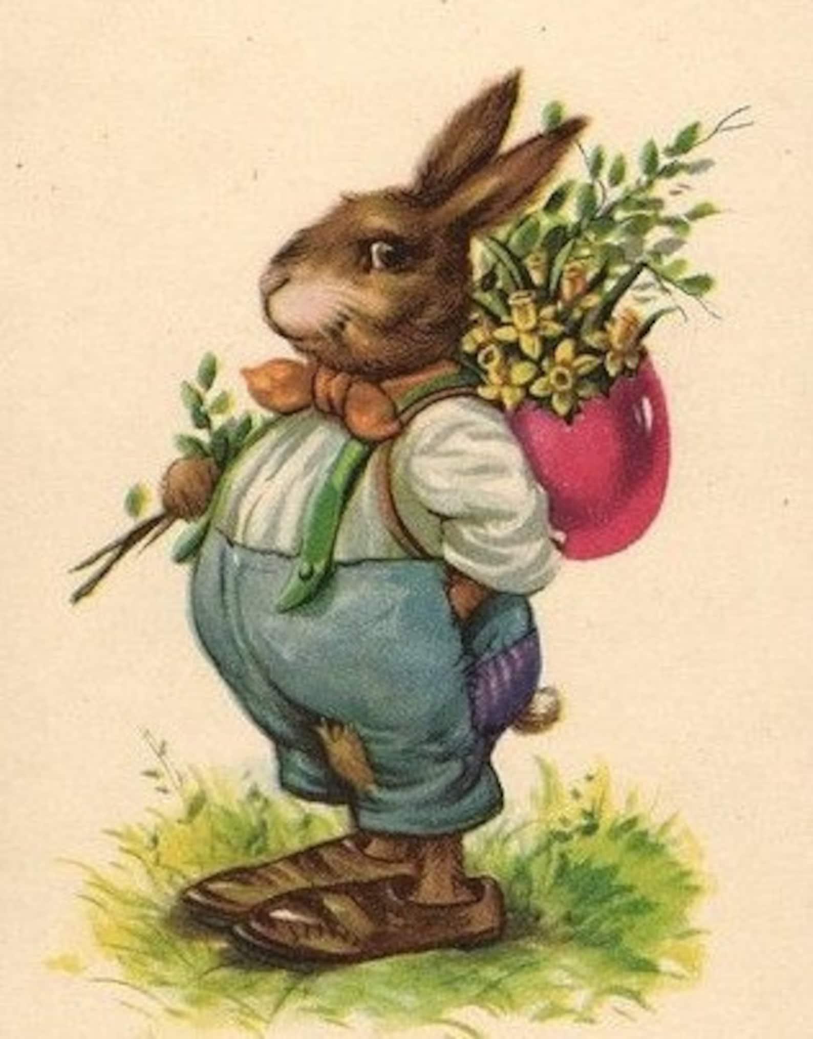 Руками детей, зайцы в открытках