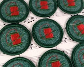 Vintage Girl Scout Sewing Badge or Patch