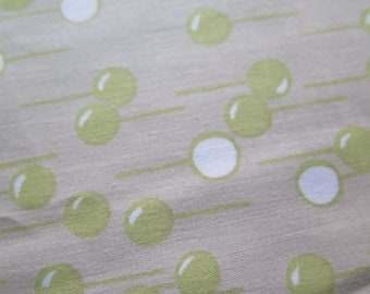 Lime Green Balloons GYPSY by Felicity Miller for Free Spirit Westminster Fabric FM28 Music