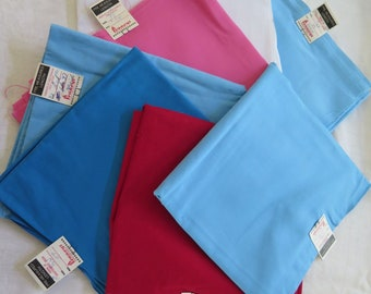 Lot of 7 Vintage PENNYS Fabric Yardage Lengths New with Tags