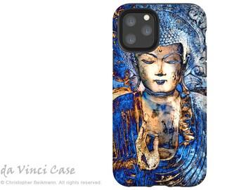 Blue Buddha Case for Apple iPhone 12 / 12 Mini / 12 Pro / 12 Pro Max - Zen Dual Layer Tough Case - Inner Guidance