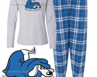 Dachshund Pajamas Under Cover