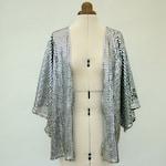 Silver kimono, Disco Fever, Kimono Jacket, silver, sparkly, summer fashion, sequin, Glastonbury, Glasto, small, medium, festival clothing