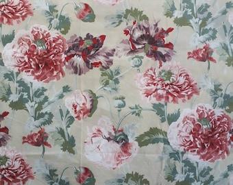 "Vintage Liberty of London ""Petronella"" Furnishing Fabric"