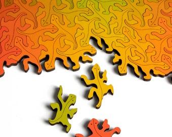 Lizard Infinity Puzzle ™