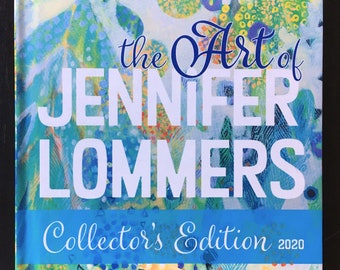 The Art of Jennifer Lommers - Collector's Edition 2020