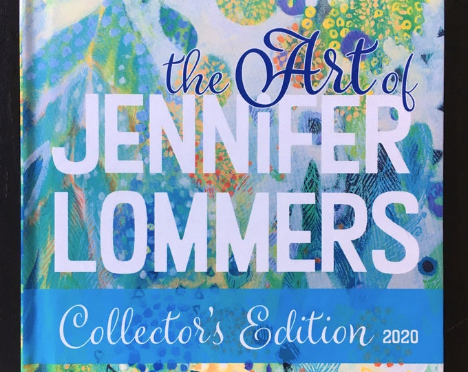 Featured listing image: The Art of Jennifer Lommers - Collector's Edition 2020