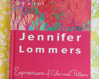 Expressions of Color and Pattern - a Book of Art by Jenlo