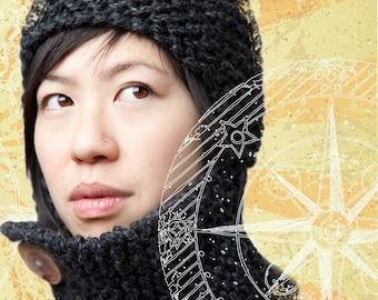 PATTERN Knittles Woolly Helm