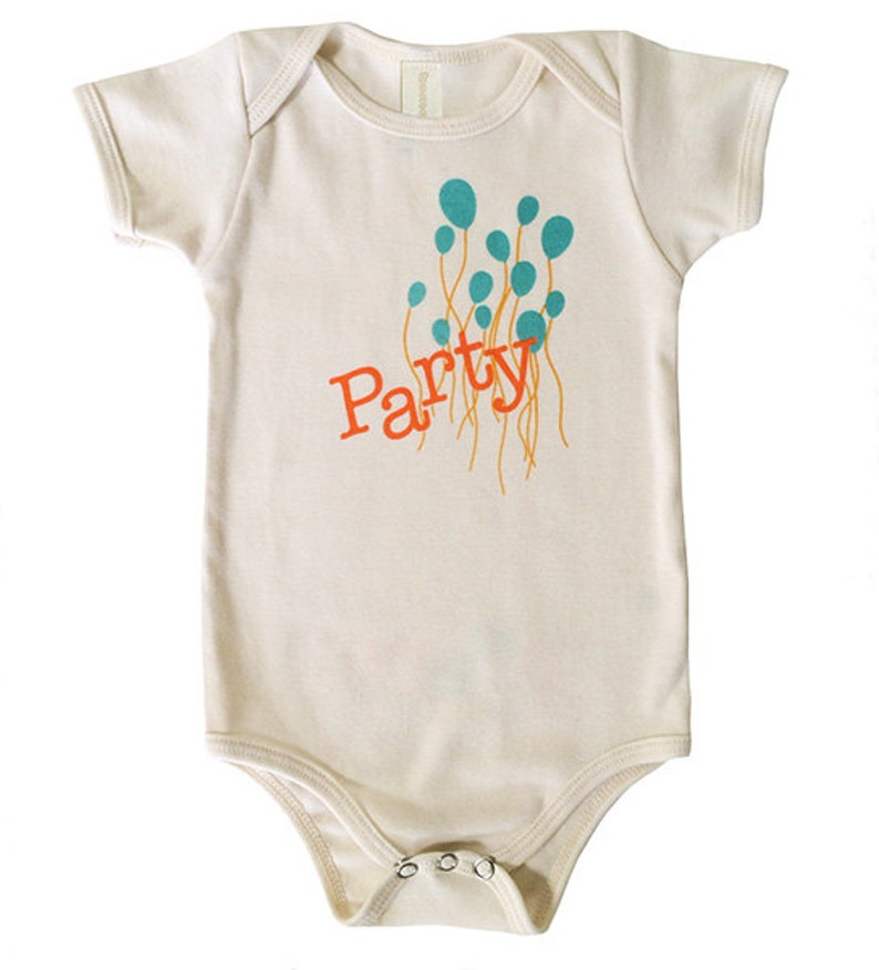 Spring Funny baby gift Onesie Funny Onesies Party Pooper White Funny Unisex Party Pooper Hipster baby clothes Gender Neutral baby
