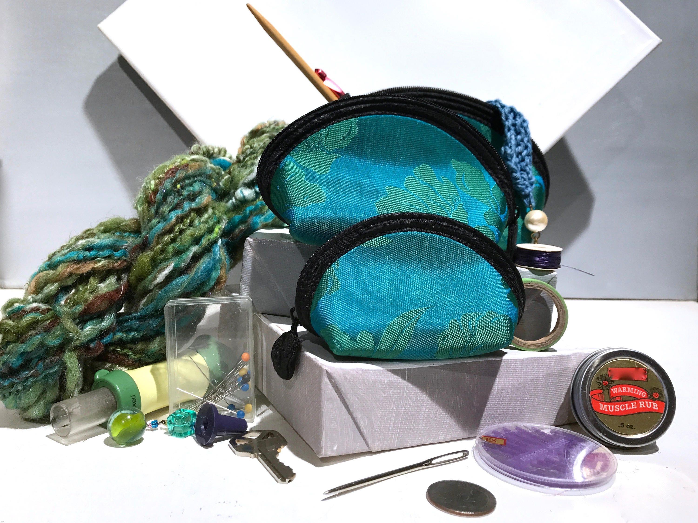 Lantern Moon Clamshell Cases Set Of Three Nesting Knitting