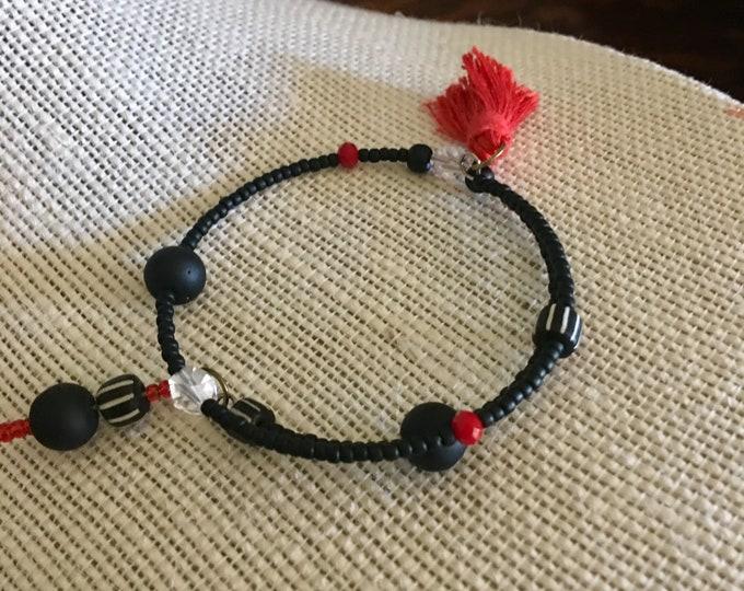 Tiajin Talk Bracelet 3 - Wrap Around Memory Wire Bracelet