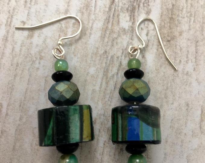 Micro Miro - earrings