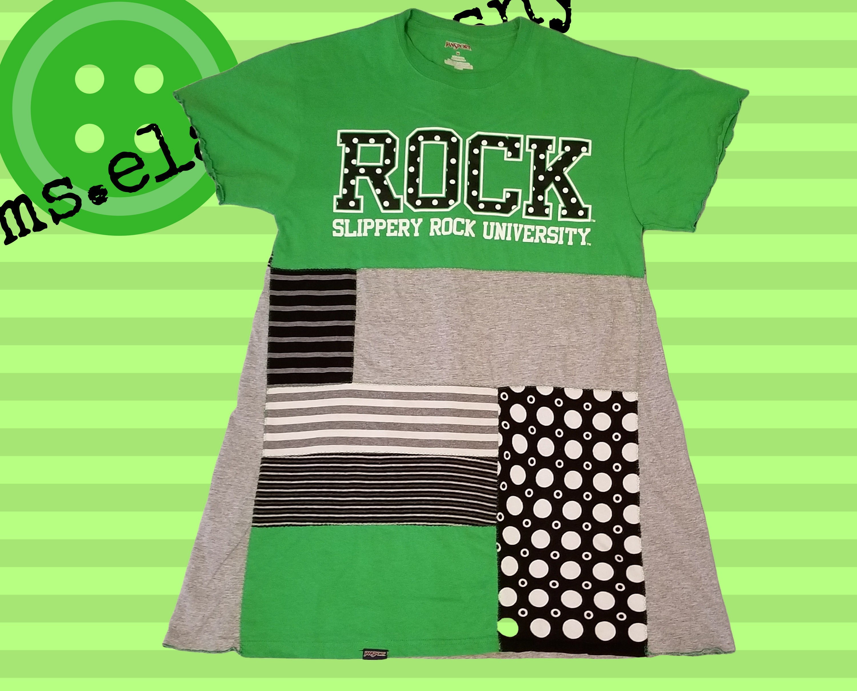 Slippery Rock Apparel, SRU, Tailgate Clothes, Rock Alumni, Swing Shirt, Slippery Rock University, SRU Tailgate, Slippery Rock Alumni