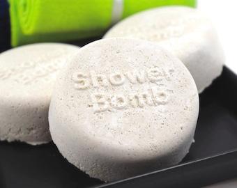 Shower Bomb, Menthol Shower Steamer