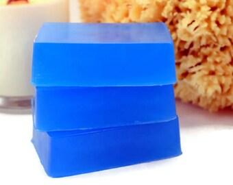 Pure Rain Scented Bar Soap, Glycerin Soap Bar