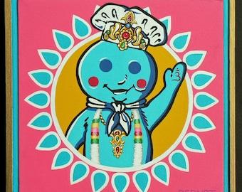 Poppin Fresh Krishna 2010
