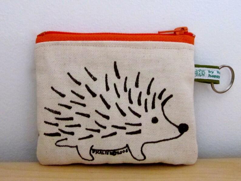 Hedgehog Change Purse image 0