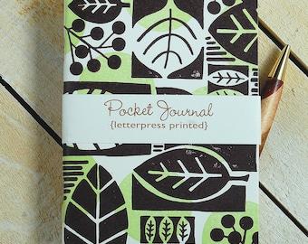 Mod Leaf Notebook