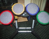 XBox Rock Band Drum Kit Cosies