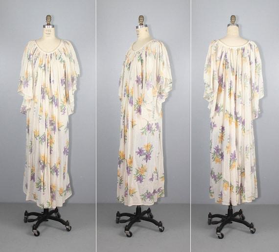Amerikan Climax | 1970s dress | floral | bohemian