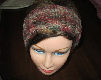 Headband to match boot cuff just listed