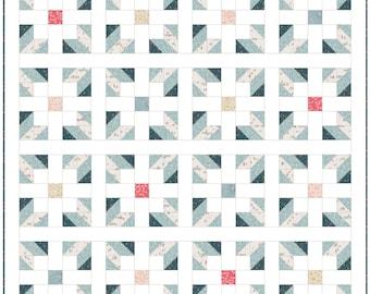 Ornament Box Quilt PDF Pattern
