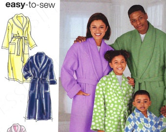 Simplicity Childrens Teens /& Adults Easy Sewing Pattern 1562 Dressing Go...