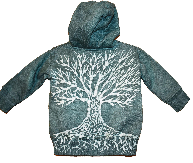 f3055289 Handmade Batik Winter Tree Hoodie Baby Boy, Baby Girl,Baby Clothes, Baby,  Baby Hoodie, Custom, Create Your Own,
