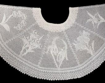 Knitting Pattern-Jar Bougie confortable-Diamond Lace Design-Knit à vendre option