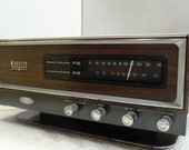 Zenith Solid State Circle of Sound AM FM Radio from the 1970 39 s