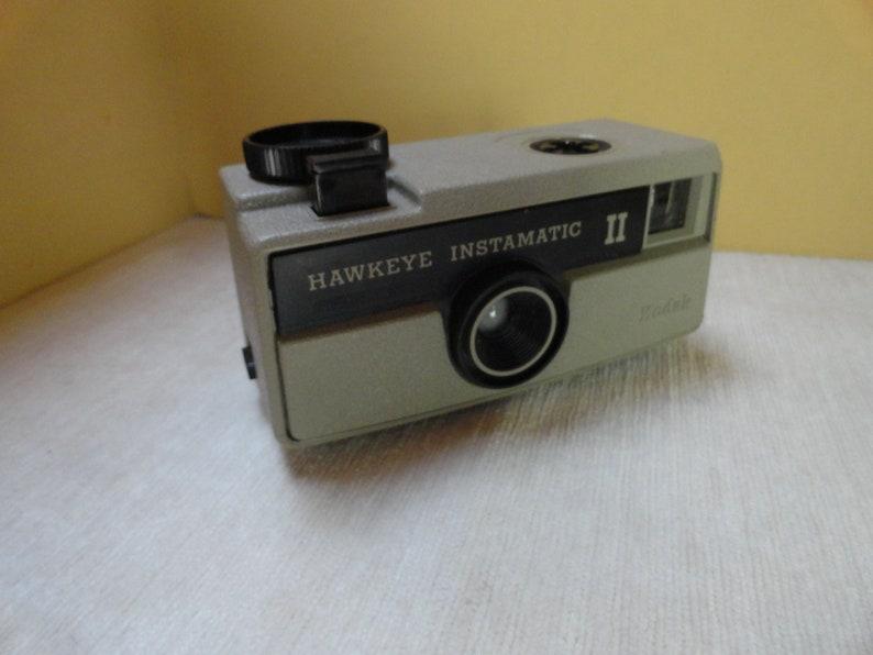 Kodak Brownie Hawkeye Instamatic 2 Film Camera