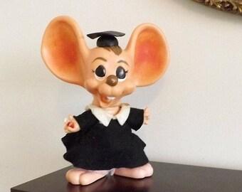 1970 Roy Des of Fla Mouse Bank Topo Gigio
