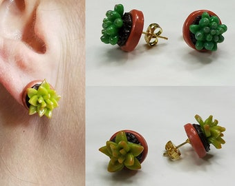 Saftig Ohrring Ohrstecker limitierte Auflage