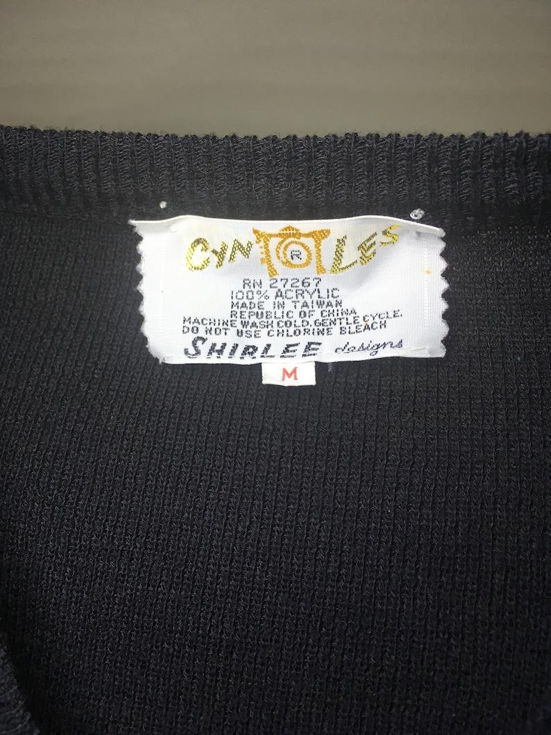 NENEEE CLOSET vintage penguin sweater