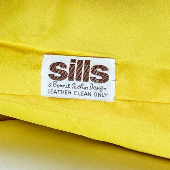 Bonnie Cashin for Sills Coat Mod Lemon Yellow Lea… - image 7
