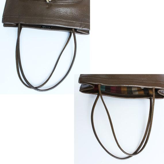 Vintage Bonnie Cashin For Coach Bag Mini Tote wit… - image 7