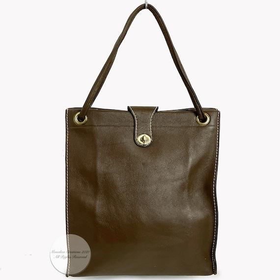 Vintage Bonnie Cashin for Coach Bag Tote Cashin C… - image 1