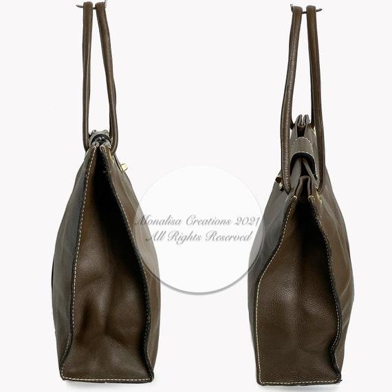 Vintage Bonnie Cashin for Coach Bag Tote Cashin C… - image 3