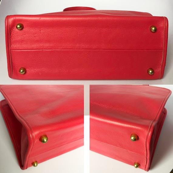 Vintage Bonnie Cashin for Coach Safari Bag Tote G… - image 8