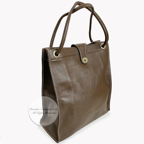Vintage Bonnie Cashin for Coach Bag Tote Cashin C… - image 9