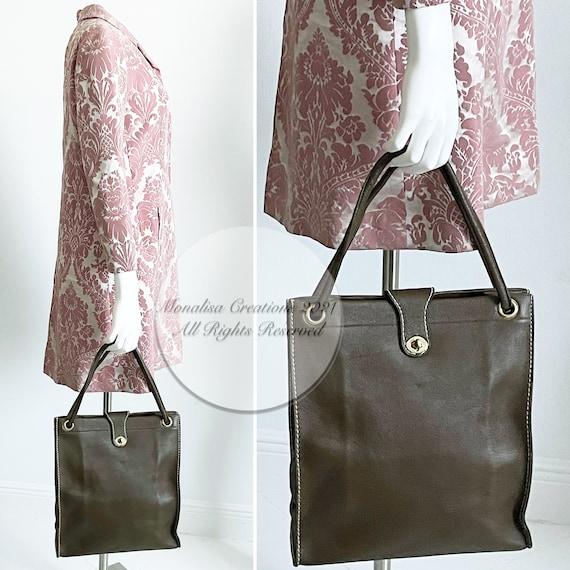 Vintage Bonnie Cashin for Coach Bag Tote Cashin C… - image 2