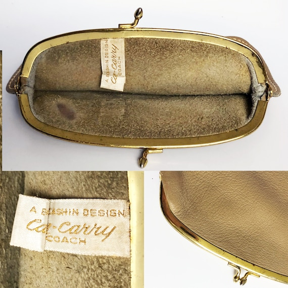 Bonnie Cashin for Coach Pouch Wallet Cashin Carry… - image 7